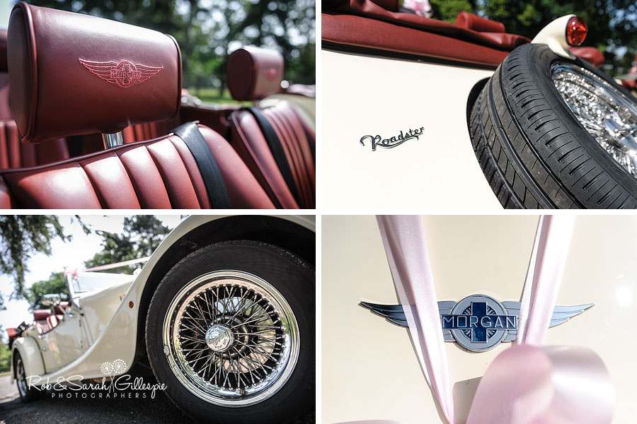morgan roadster details