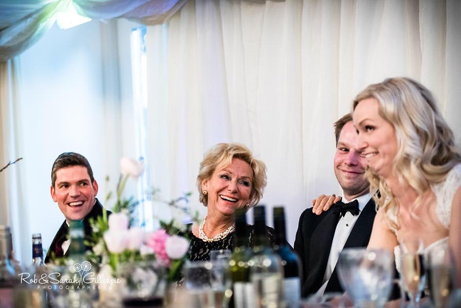 Malvern College Wedding Photographer Rob & Sarah Gillespie