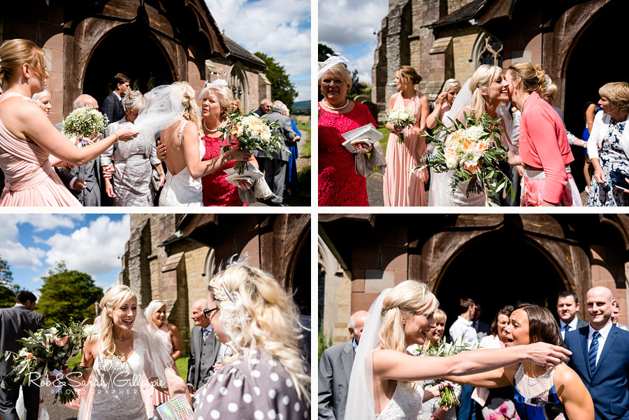 Delbury Hall wedding photography by Rob & Sarah Gillespie