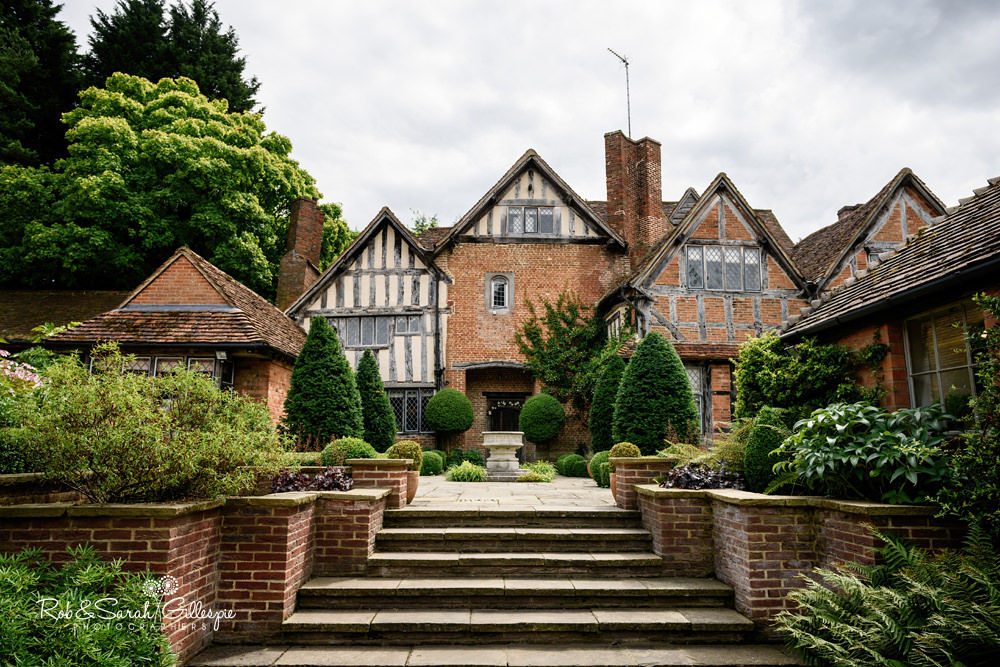 Gorcott Hall - Worcestershire Wedding Venue
