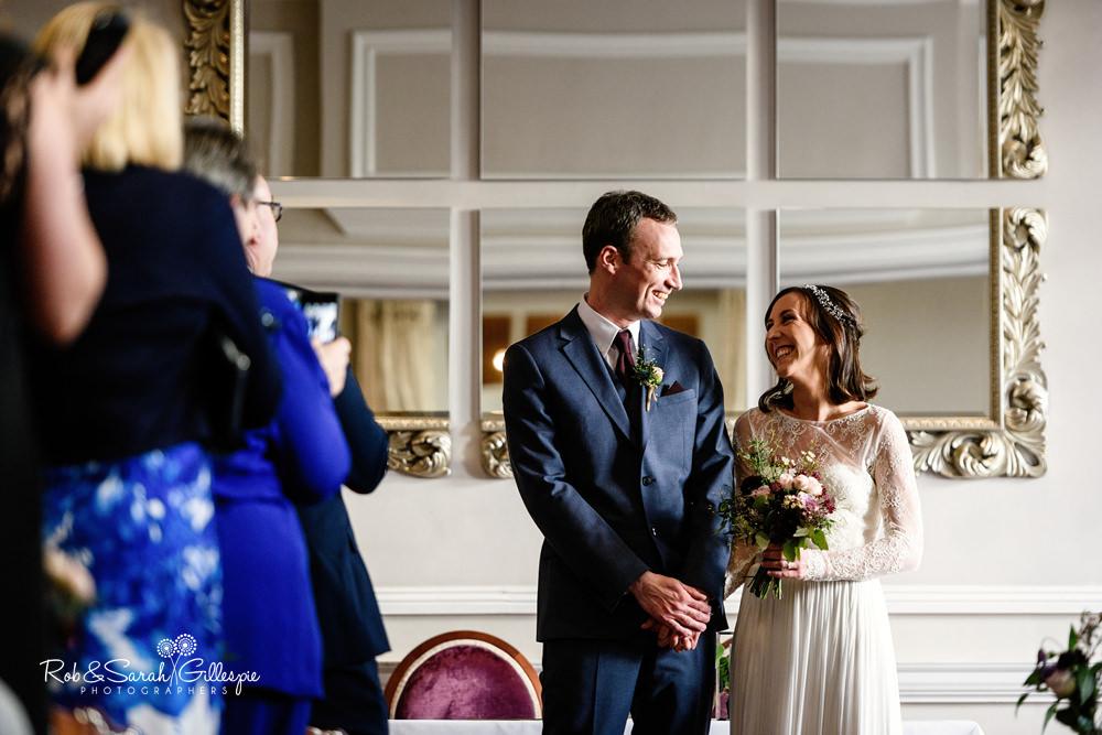 Brockencote Hall Wedding   Photography by Rob & Sarah Gillespie