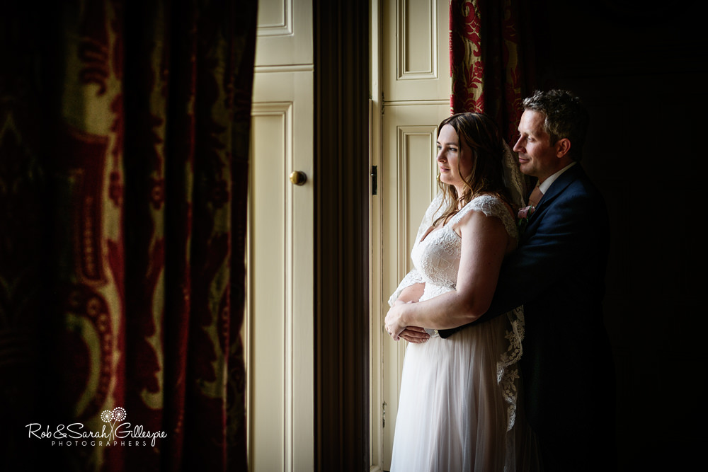 Eastnor Castle wedding reception