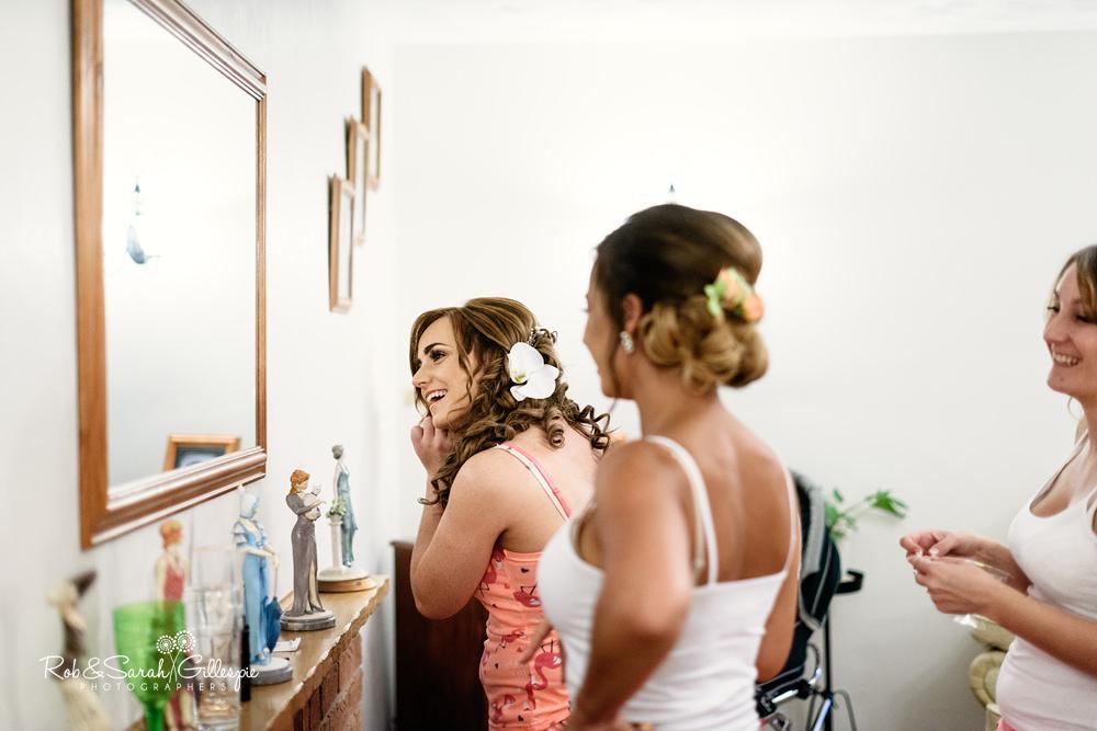 Wedding at Spring Grove House - West Midland Safari Park