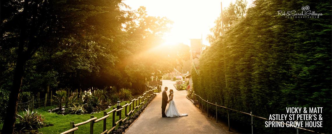 Spring Grove House at West Midland Safari Park wedding photographers