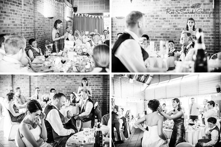 avconcroft museum wedding speeches