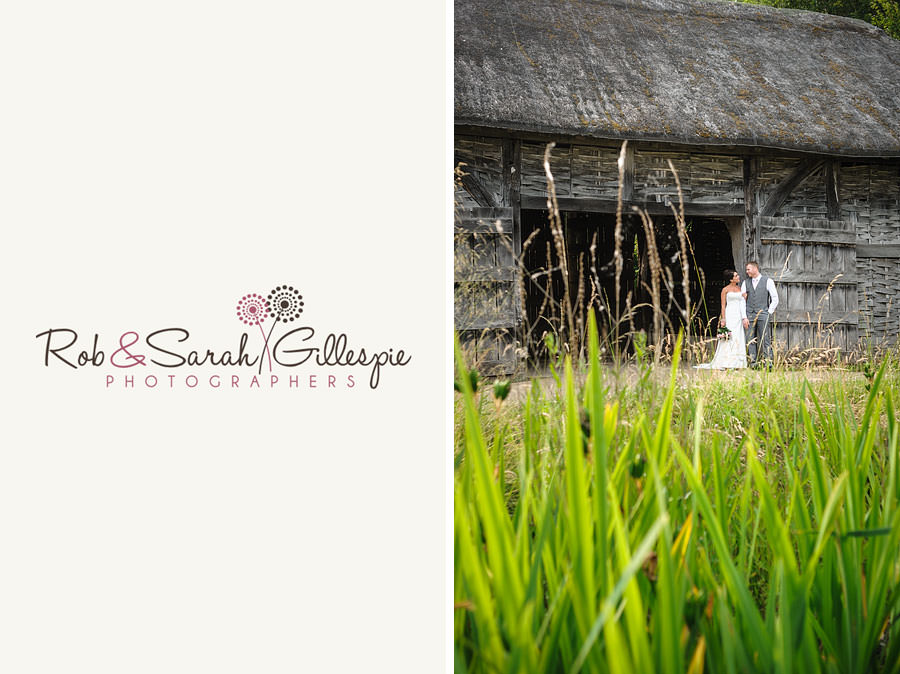 couple in old barn at avoncroft museum
