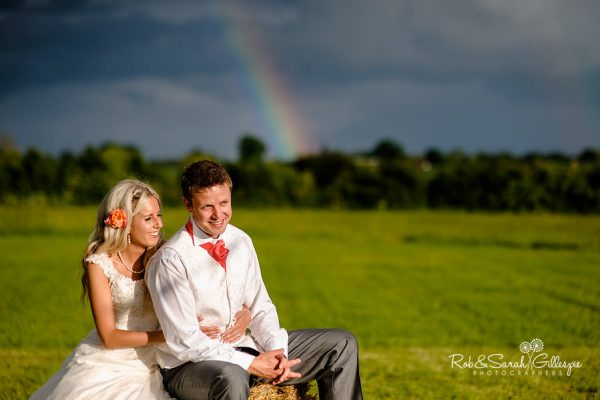 Charlotte & Ben, A Country Wedding in Claverley
