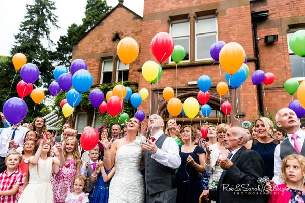 Anna & Adam - Shirley Baptist Church & Woodside Kenilworth