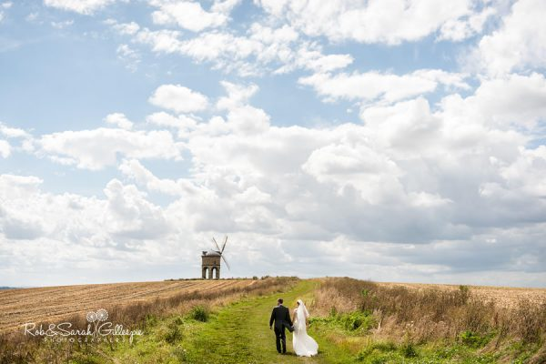 Lisa & Rob - Village Hall Wedding in Warwickshire