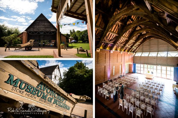 Avoncroft Museum Wedding Venue details