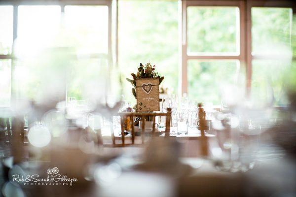 Avoncroft Museum Guesten Hall Wedding Breakfast