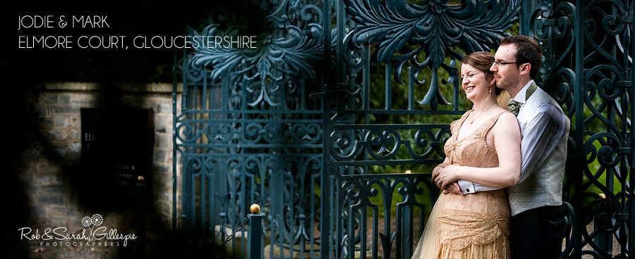 Elmore Court wedding photography by Rob & Sarah Gillespie