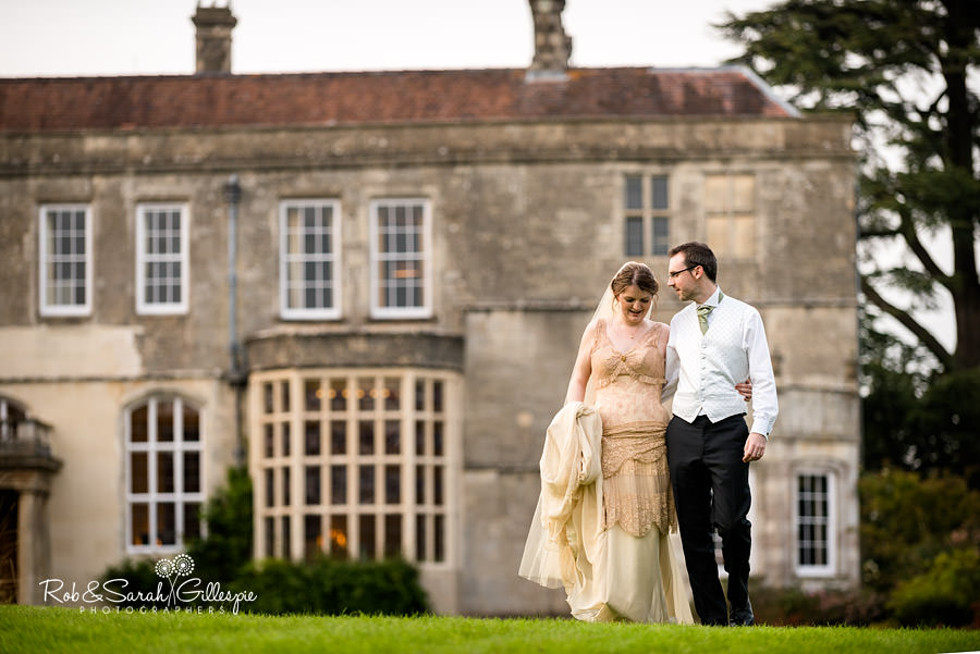 Wedding photography at Gloucestershire venue Emore Court