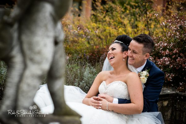Natasha & Lawrence - Knowle Parish Church & Welcombe Hotel