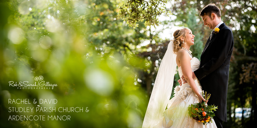 Ardencote Manor Wedding Photographers Rob & Sarah Gillespie