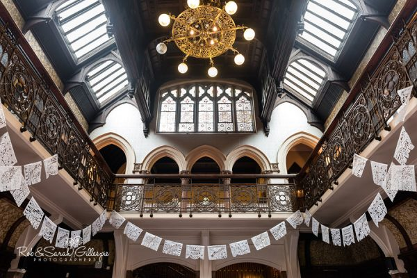 Highbury Hall Wedding Venue Interior