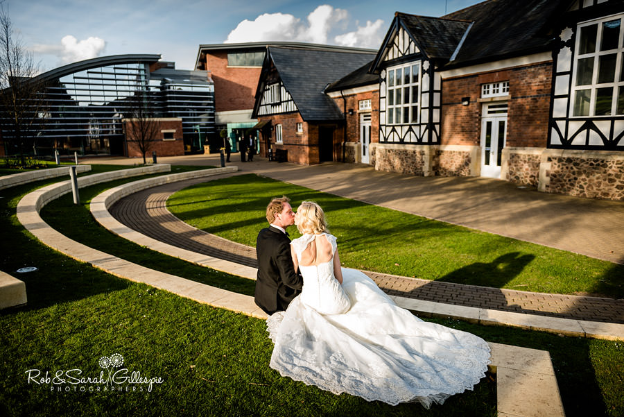 Malvern College Wedding Photographer Rob & Sarah Gillespie