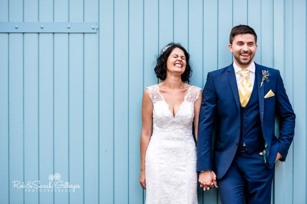 Wedding photography at Staffordshire wedding venue Pendrell Hall