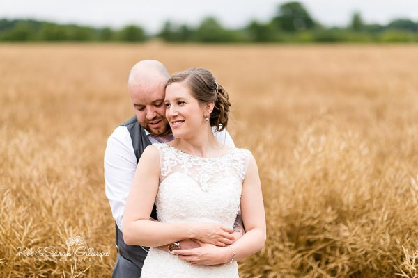 Shustoke Farm Barns Wedding - Sam & Ian