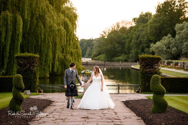 Beautiful photo opportunities at Coombe Abbey