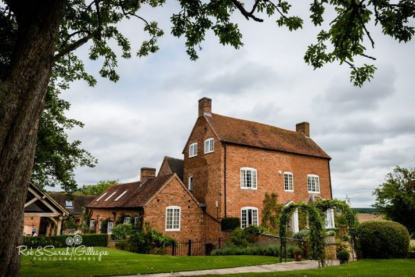Wethele Manor Warwickshire Wedding Venue