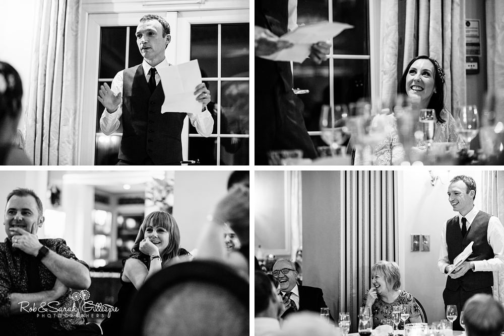 Brockencote Hall Wedding | Photography by Rob & Sarah Gillespie