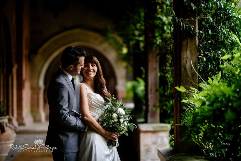 Wedding photography in Warwickshire