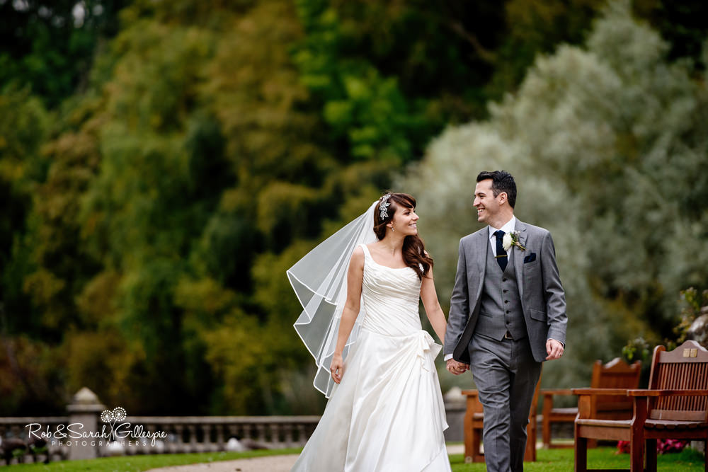 Coombe Abbey Wedding | Photography by Rob & Sarah Gillespie
