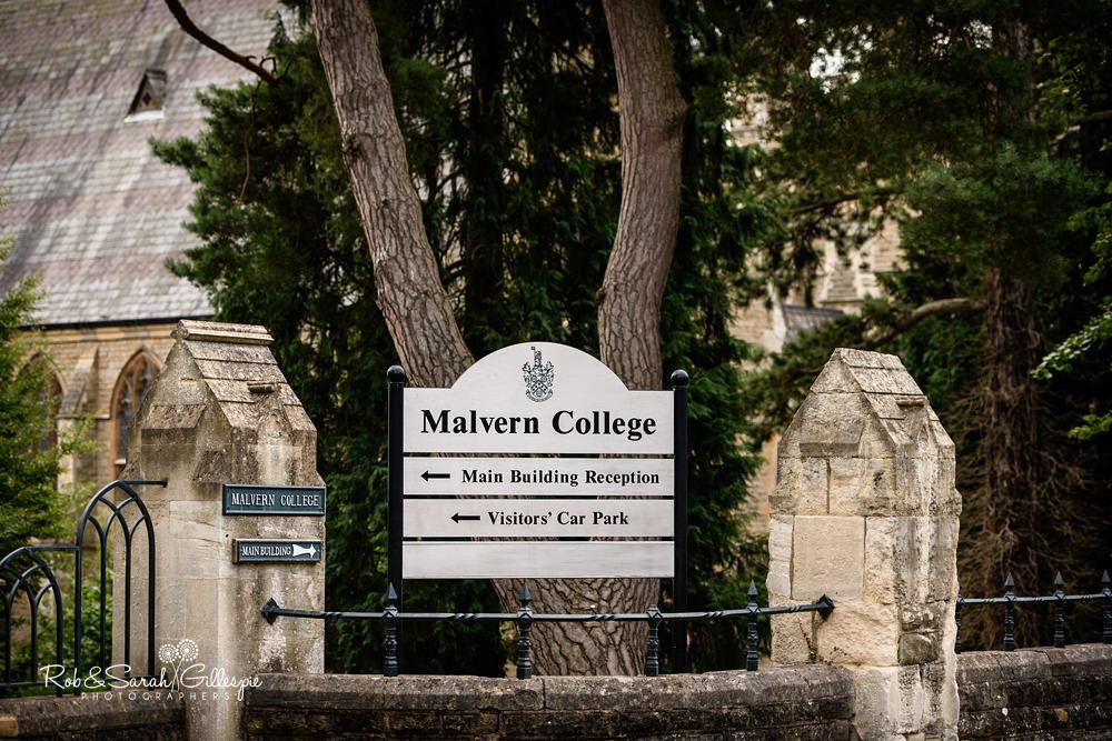 Chapel at Malvern College