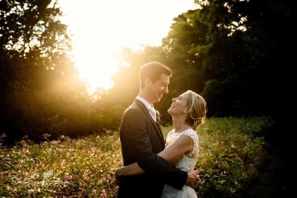 Wedding photography at Highbury Hall