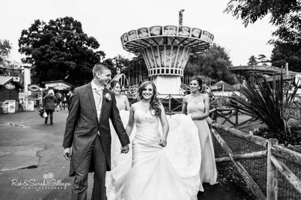 Wedding photography at Spring Grove House