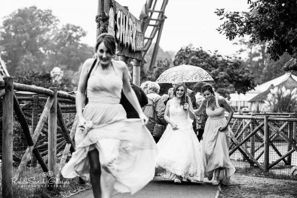 Safari Park wedding photography