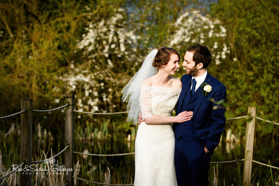 Wedding photography at Avoncroft Museum