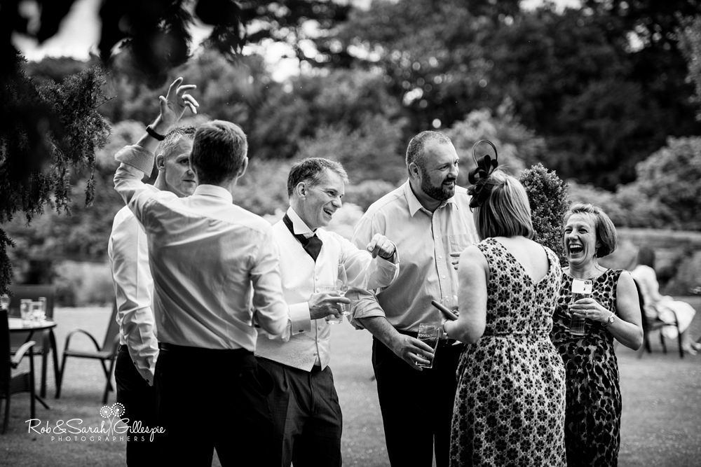 Wedding photography at Grafton Manor Worcestershire