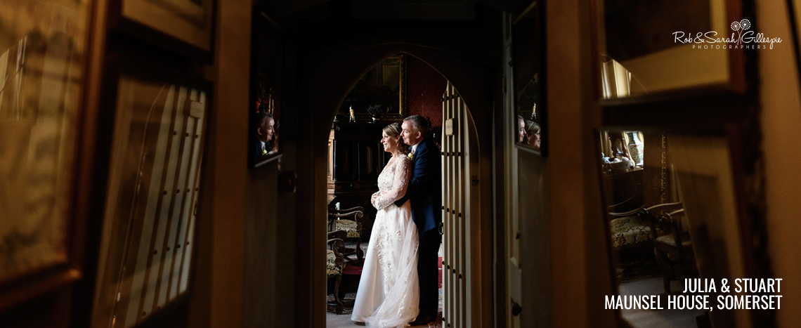 Maunsel House Wedding | Photography by Rob & Sarah Gillespie