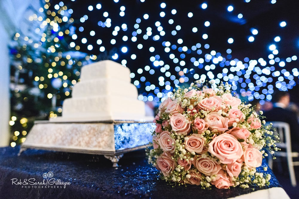 Wedding details at The Boathouse Sutton Coldfield