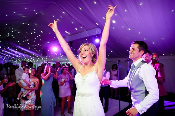 Wedding photography at Alrewas Hayes