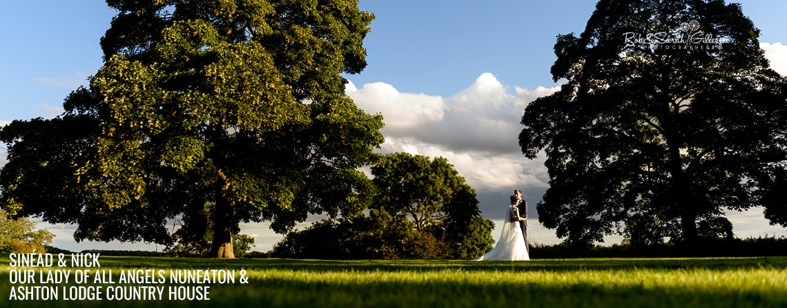 Ashton Lodge Country House Wedding Photography