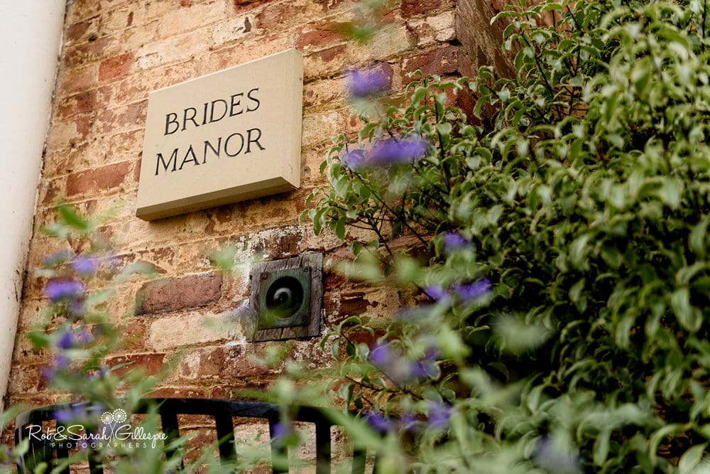 Brides Manor at Stanbrook Abbey Hotel