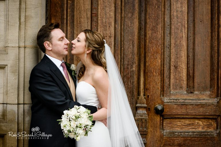 Natural wedding photography in Birmingham