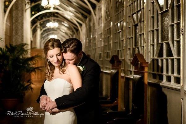 Wedding Photography at Edgbaston Old Church & Birmingham Council House