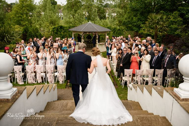 Wedding at Warwick House in Southam Warwickshire