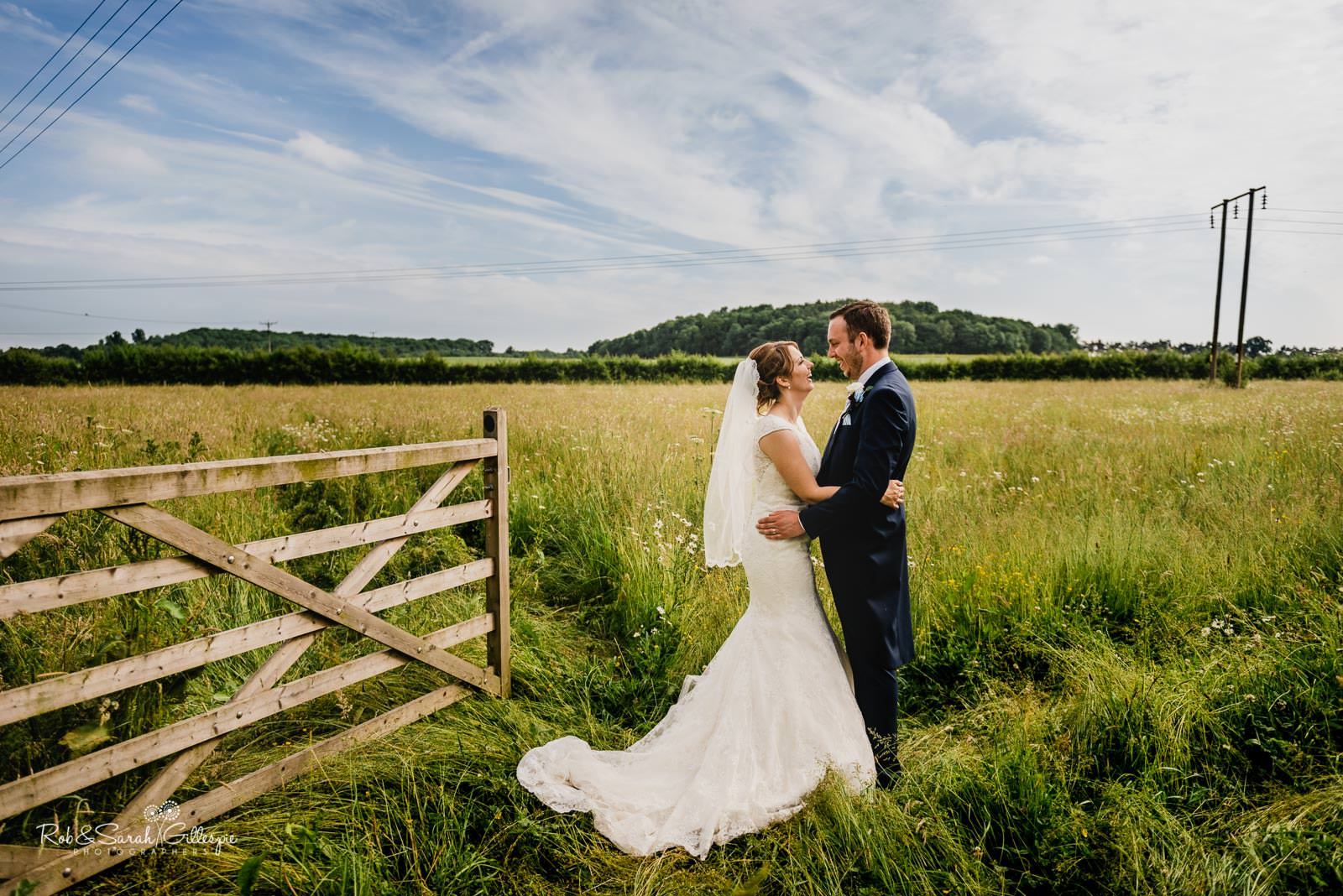 Natural and relaxed couple photography at Swallows Nest Barn