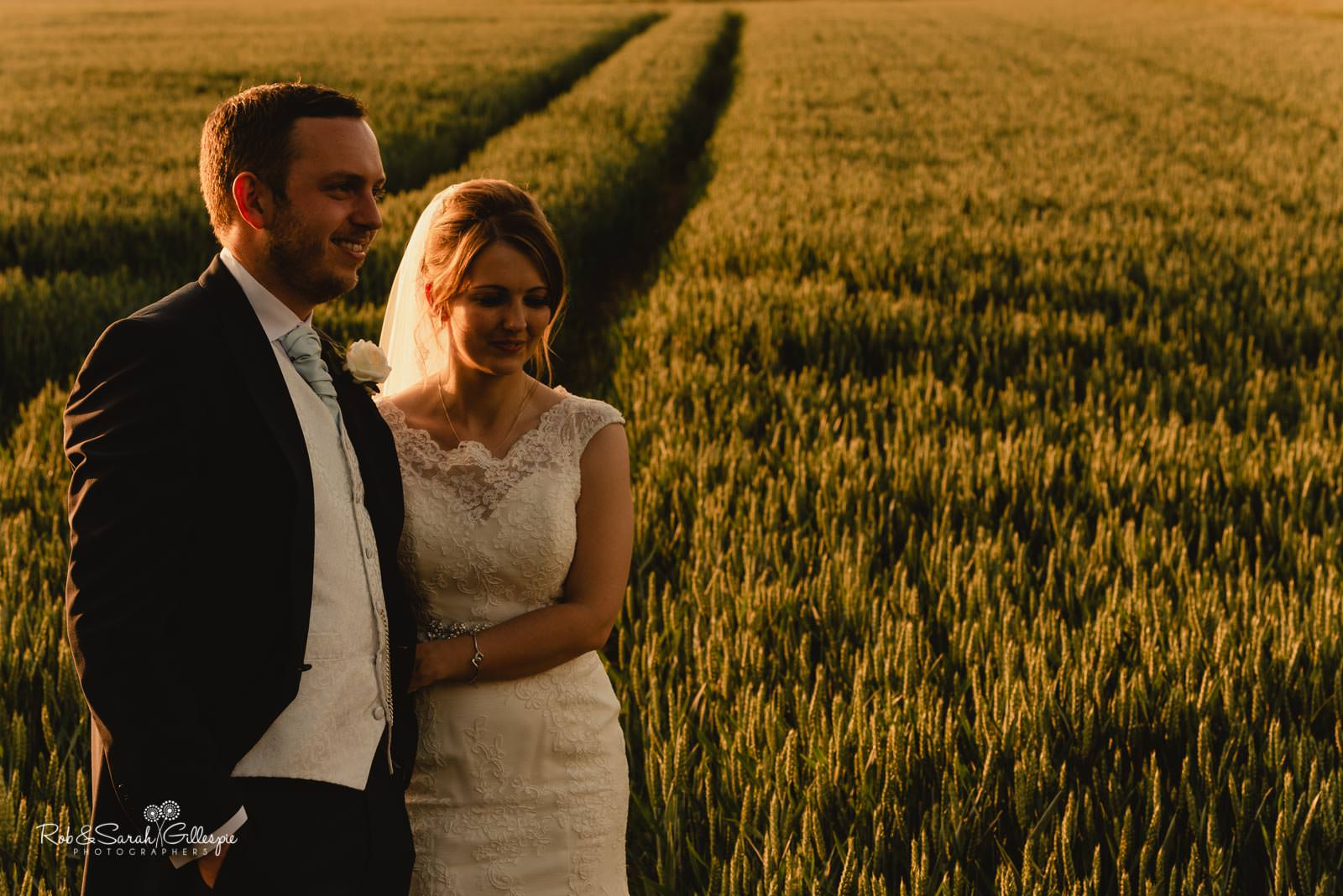 Natural and relaxed wedding photography at Swallows Nest Barn