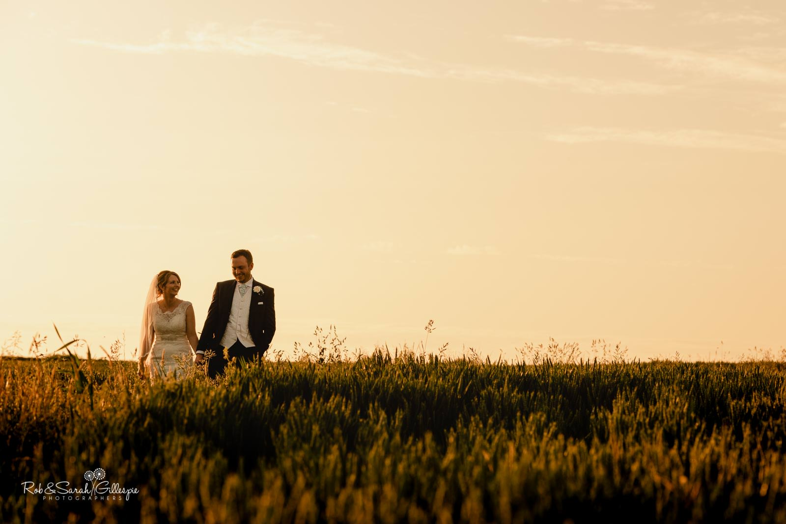 Relaxed and natural couple photography at Swallows Nest Barn wedding