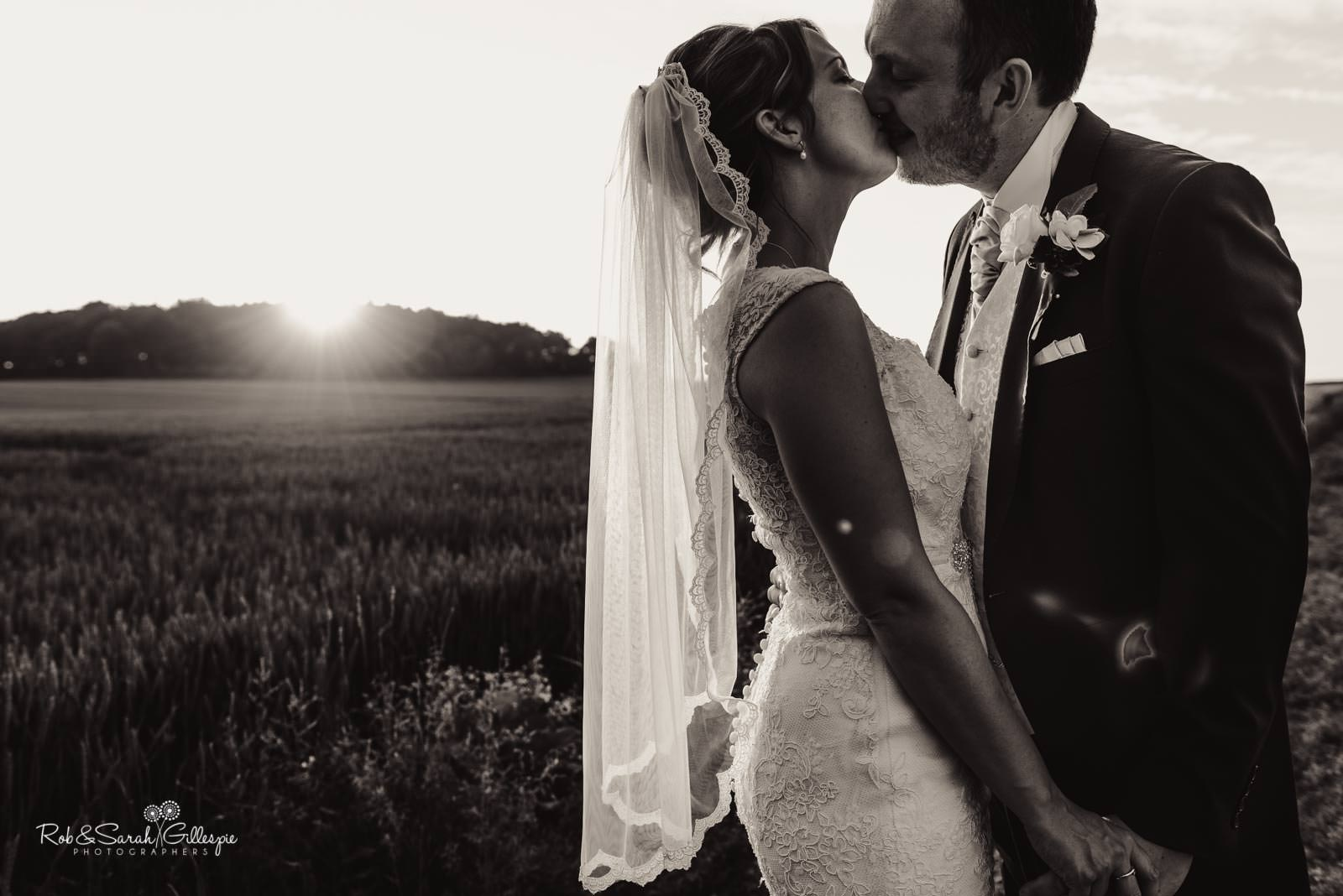 Beautiful couple photos at Swallows Nest Barn wedding