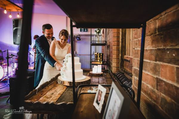 Natural wedding photography at Swallows Nest Barn
