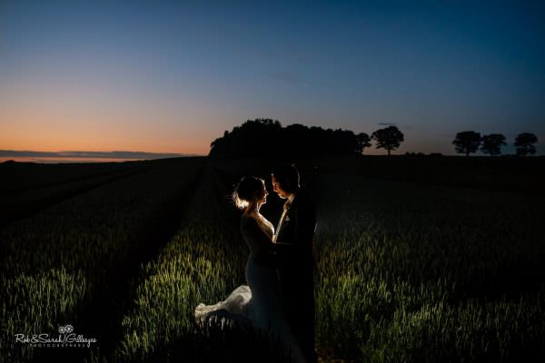 Beautiful wedding photgography at Swallows Nest Barn