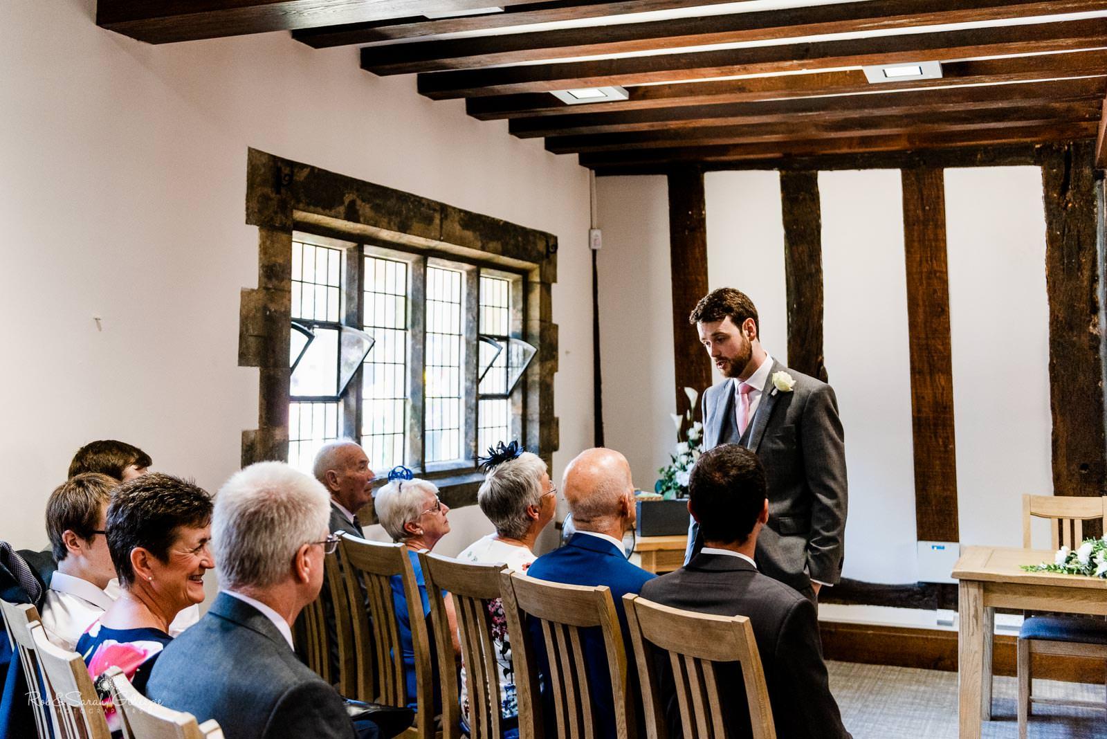 Wedding at Henley Rooms in Stratford upon Avon