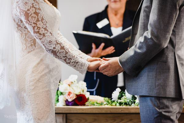 Photography for little weddings in the Midlands